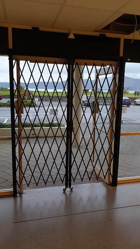 Saftidoor security grille